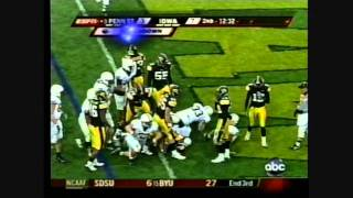 2008 #3 Penn State at Iowa Highlights