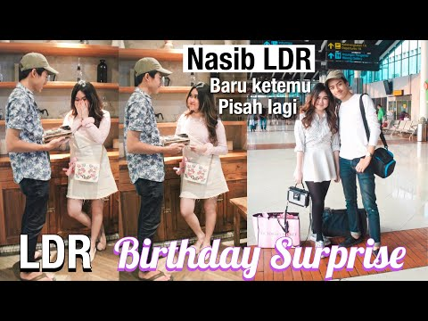 LDR Birthday Surprise + Anniv di Bandara