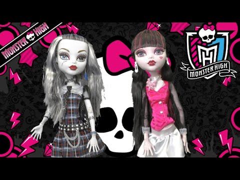 Monster High Frightfully Tall Ghouls from Mattel