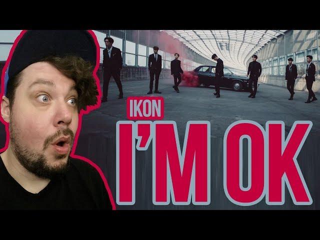 Mikey Reacts to iKON - 'I'M OK' M/V