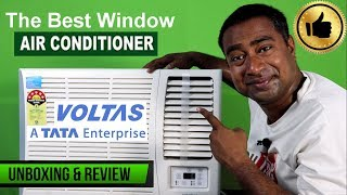 Best Window Air Conditioner A C to Buy 5 Star Rating Turbo Mode Copper Coil