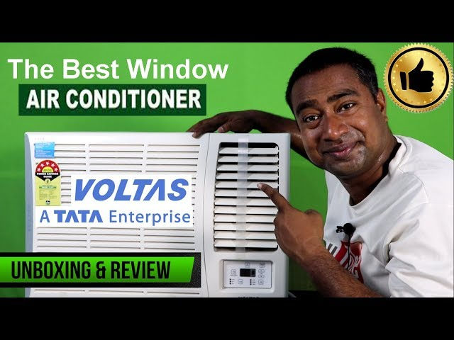 Best  Window Air Conditioner A/C to Buy | 5 Star Rating | Turbo Mode | Copper Coil