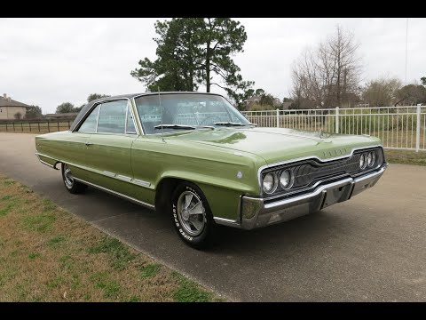 1966 Dodge Monaco 500, fresh rebuilt 383 4bbl, auto, A/C, for sale in texas