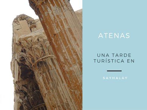 Un paseo por Atenas