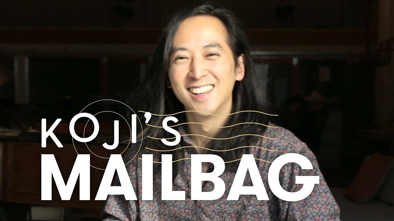 Koji Draws Blindfolded & Answers Your Questions! | Mailbag | HiHo Kids