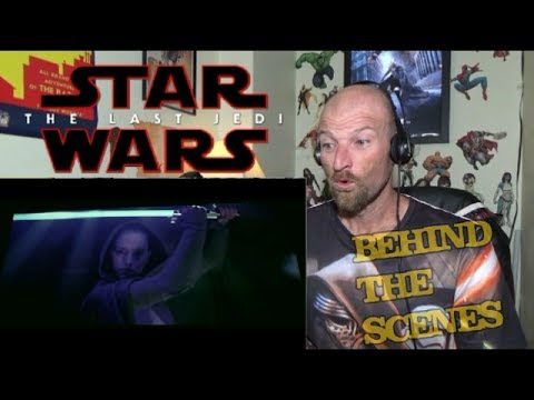 STAR WARS: The Last Jedi - Behind The Scenes - D23 - Reaction
