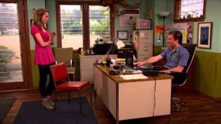 Сериал Disney - Держись,Чарли! (Сезон 4 эпизод 8) Чарли – 4, Тоби – 1