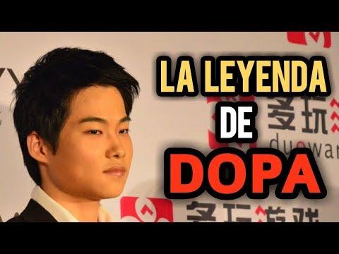 LA LEYENDA DE DOPA - Historia completa de APDO, su Ban y Legado en League of Legends