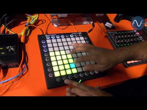 [NAMM] Novation Launchpad Pro