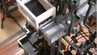 Thiết Bị An Ninh -  Quắc mắt với cỗ máy cực đặc biệt LEGO -