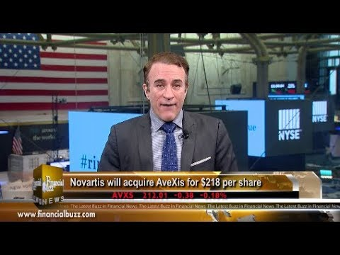 LIVE - Floor of the NYSE! Apr. 13, 2018 Financial News - Business News - Stock News - Market News