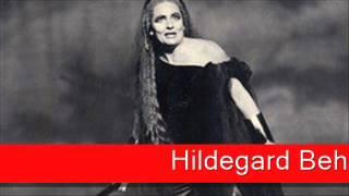 Hildegard Behrens: Strauss - Elektra,