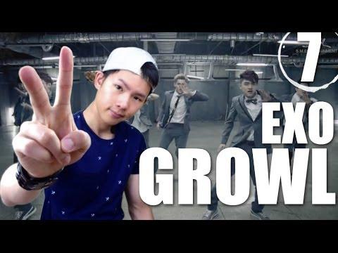 EXO - Growl | Step By Step Dance Tutorial Ep.7