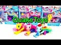 My Little Pony Movie Land and Sea Fashion Style Rainbow Dash Pinkie Pie Fluttershy SeaPonies MLP