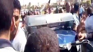 مصر: شرطي يقتل مواطناً ويجرح اثنين من أجل كأس من الشاي    20-4-2016