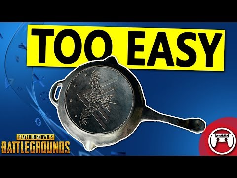How to Get the Horizon Zero Dawn Pan in PUBG PS4 - PlayerUnknown's Battlegrounds PS4 Tips & Tricks