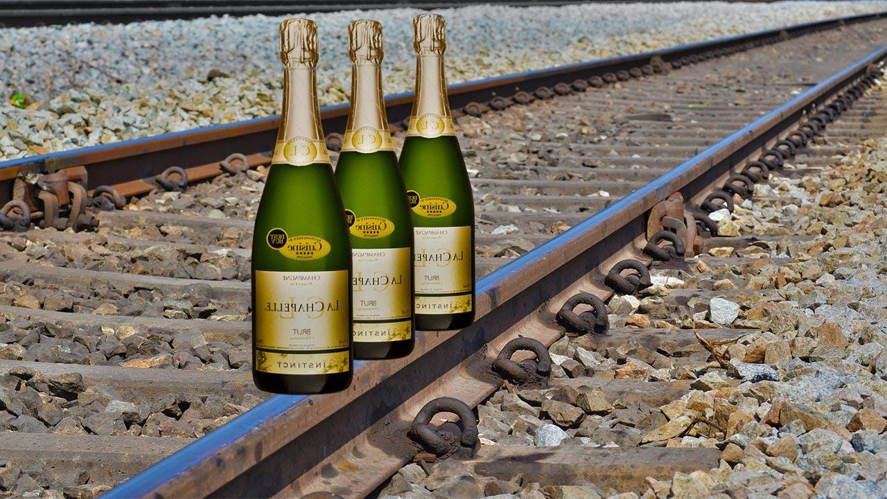 Train Vs Champagne Test