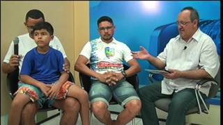 Neto Limoeiro e Denílson Rocha convidam torcida para o jogo Limoeiro X Sumov