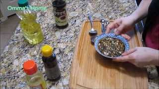 Recipe: Korean Dipping Sauce For Tofu, Meat, Fish And Salad  간장 양념장 By Omma's Home