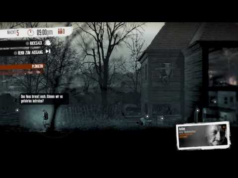 This War Of Mine: The Little Ones - Diary: We've Been Everywhere Trophy