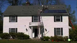 Solar Installation  Time lapse in Sleepy Hollow, NY