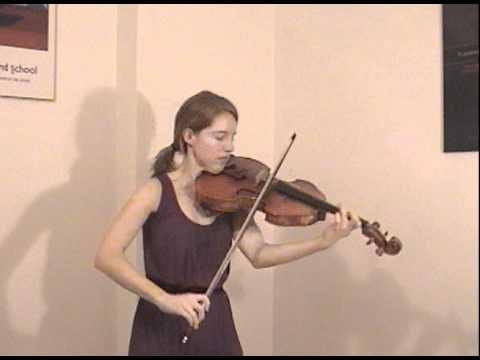 YTSO audition 2011 - viola