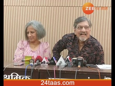 Pune | Actor Amol Palekar PC | 10 February 2019