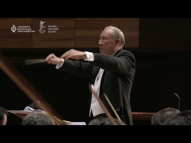 MENDELSSOHN | Thanks be to God / Stephen Tong · Jakarta Simfonia Orchestra