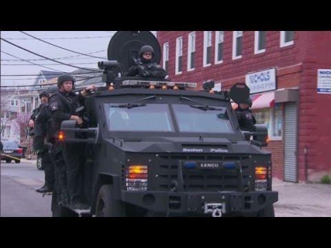 Militarization of U.S. police?
