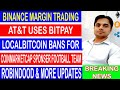 Latest Crypto News I Binance Margin Trading I AT&T I ...