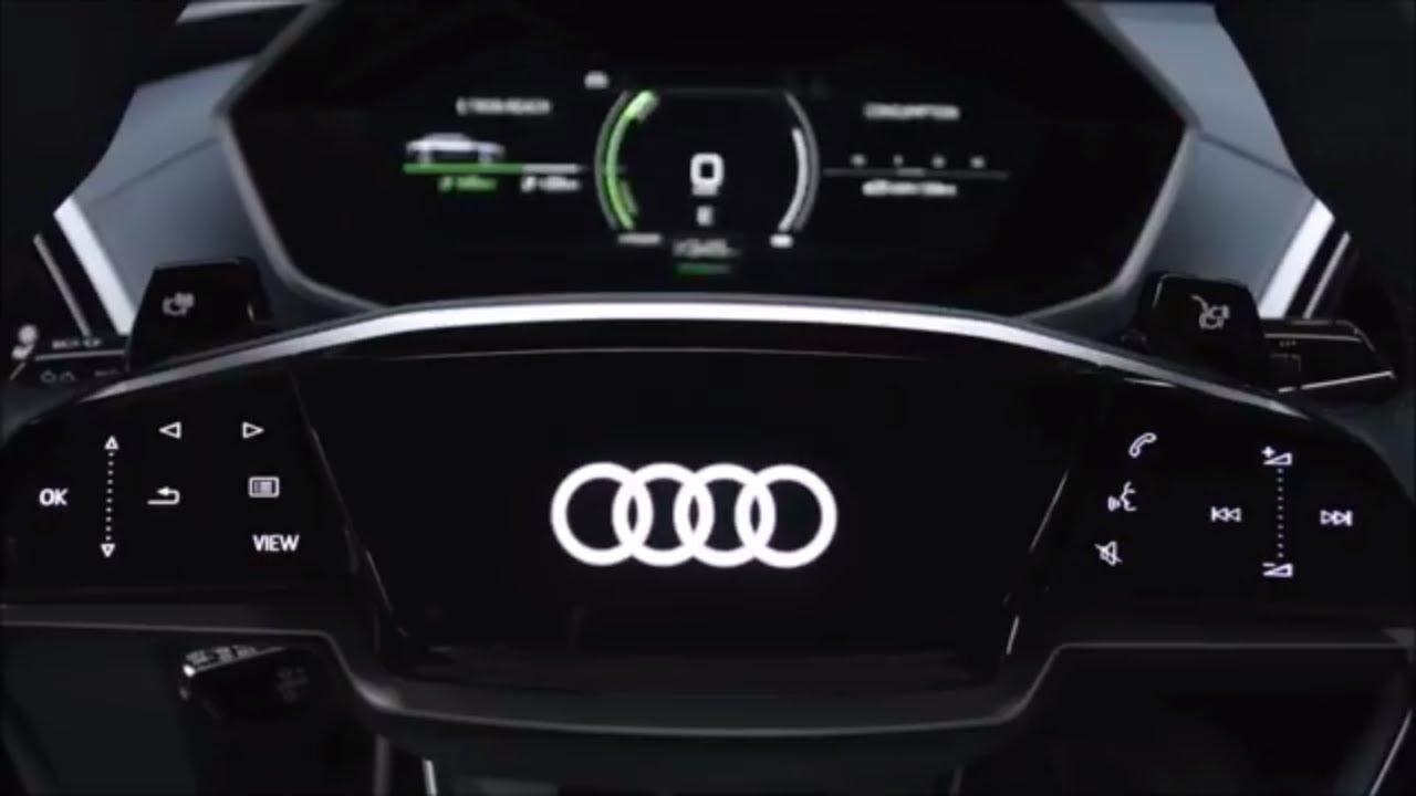 Audi E Tron Sportback 2019 Interior Exterior And Drive