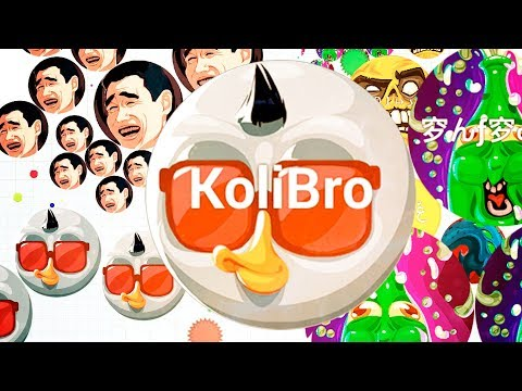 Blob.io Mobile - Funny Solo Domination & Destroying Teams ( Game Like Agar.io )
