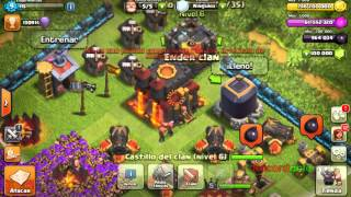 Server clash of clans fhx server b