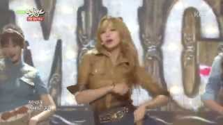 Gambar cover [HIT] 뮤직뱅크-베스티(BESTie) - MAMACITA(아야야) (원곡:Super Junior).20141219