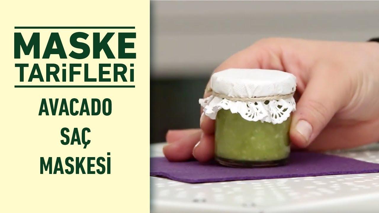 Avokado Saç Maskesi Nasıl Yapılır: Avokado Maskesi Faydaları