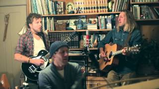 "16 Sparrows - ""The Great Divide"" (NPR Tiny Desk Concert Contest) Feat. ""Wood-drawer Wilson"""