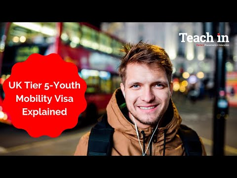 UK Tier 5 Youth Mobility Visa Explained