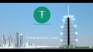 TOWERPLANTS - Edison Tower, Manhattan