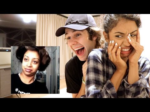 REACTING TO LIZAS CRINGEY VINES!!
