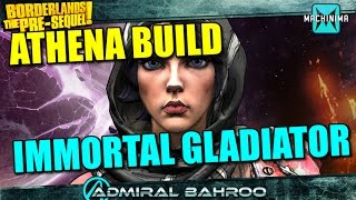 Download lagu Borderlands The Pre Sequel The Immortal Gladiator Athena Build 1Live Completion File MP3