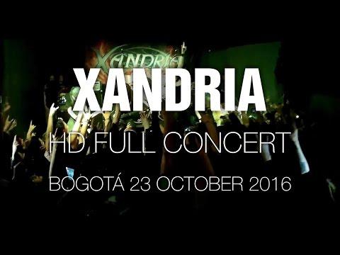 Xandria [HD Full Concert] @ Bogotá 23 Oct 2016