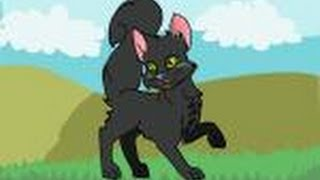 How to draw Hollyleaf from Warrior Cats