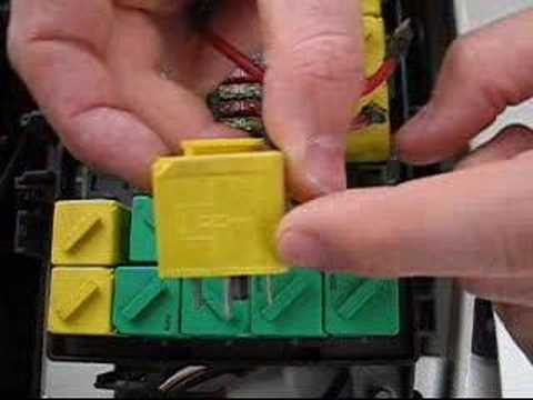 2006 Ford Powerstroke Wiring Diagram Manually Activate The Range Rover Eas Compressor Youtube