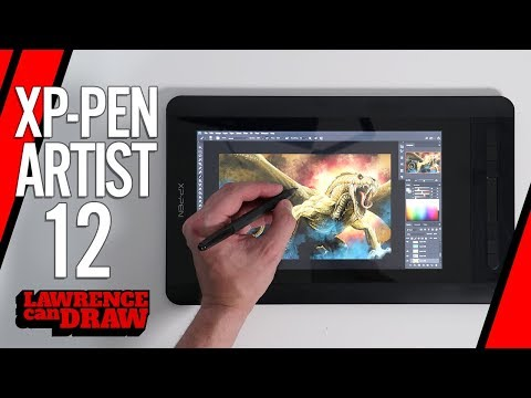 XP Pen Artist 12 Review for Digital artists