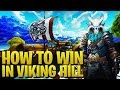 HOW TO WIN | How To Win In Viking Hill (Fortnite Battle Royale)