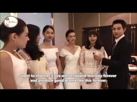 James Jirayu is a host in 47th anniversary Ch3  26-03-17