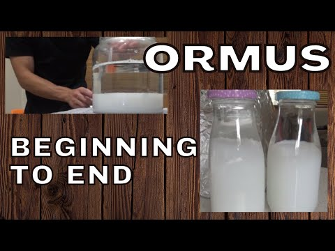 How To Make Ormus ~ From Beginning To End.