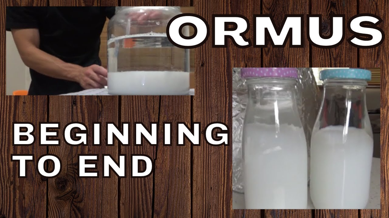 How to make ormus ~ From beginning to end