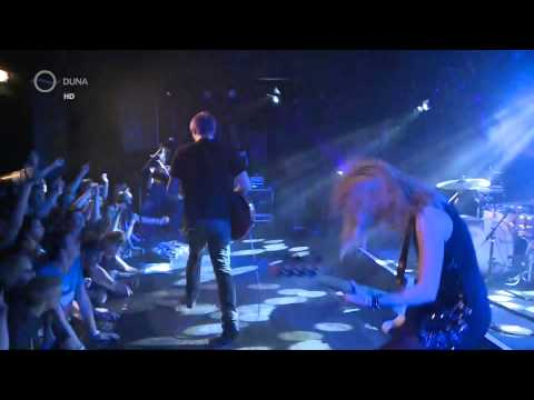 The Subways - Kalifornia Live @ A38 Hajó Budapest 2012 - HD mp3