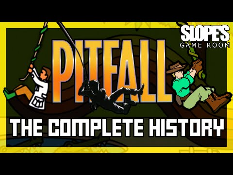 Pitfall!: The Complete History - SGR
